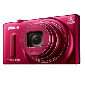 Amazon: Buy Nikon Coolpix S9600 + 4gb card + case Rs. 10476 (HDFC Cards) or Rs. 11640