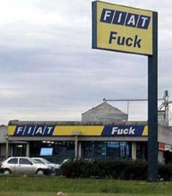 Fiat Fuck or Fuck Fiat