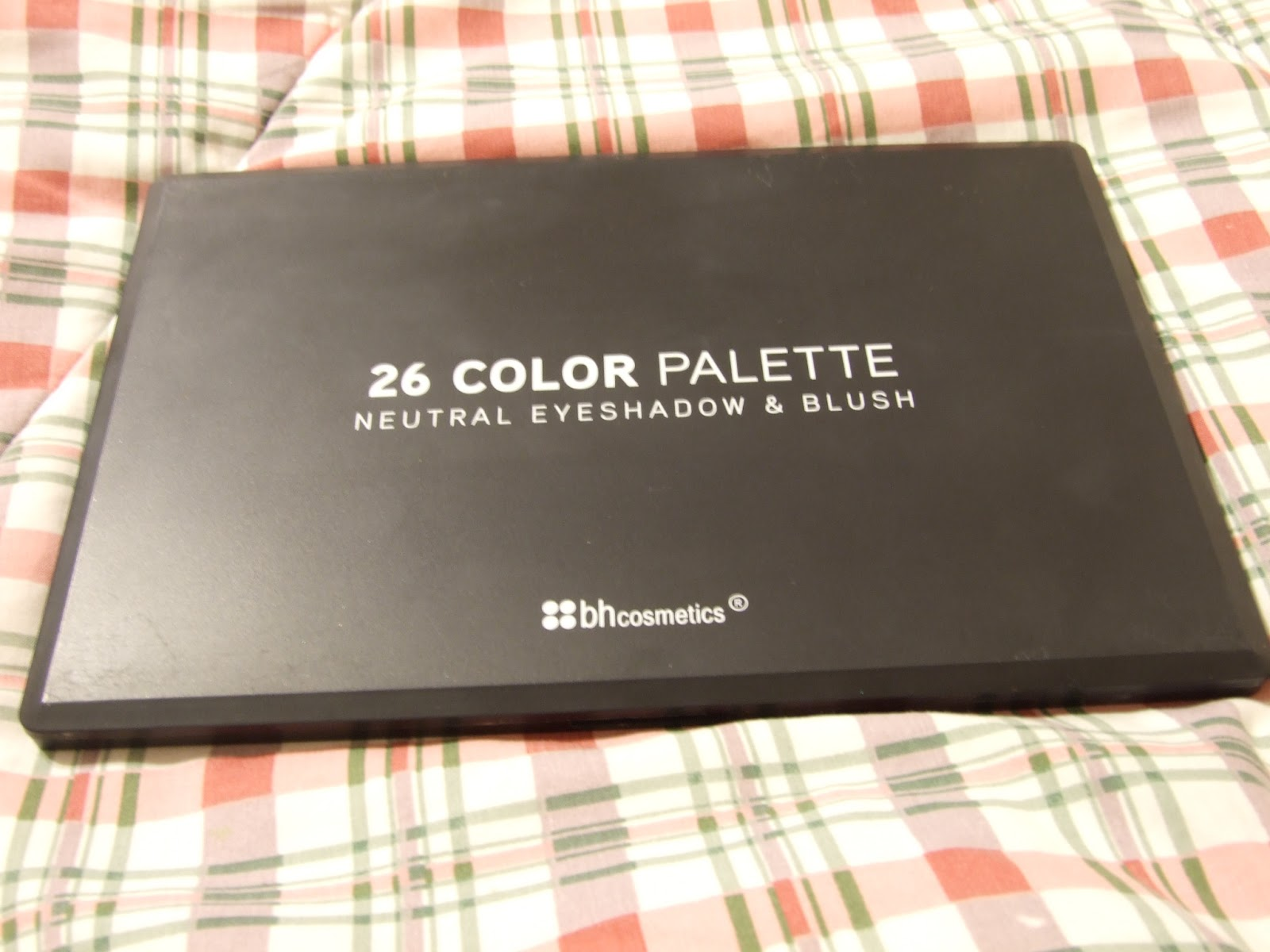 Mine. Yours. Ours: 26 Color Palette: Neutral Eyeshadow & Blush (BH ...