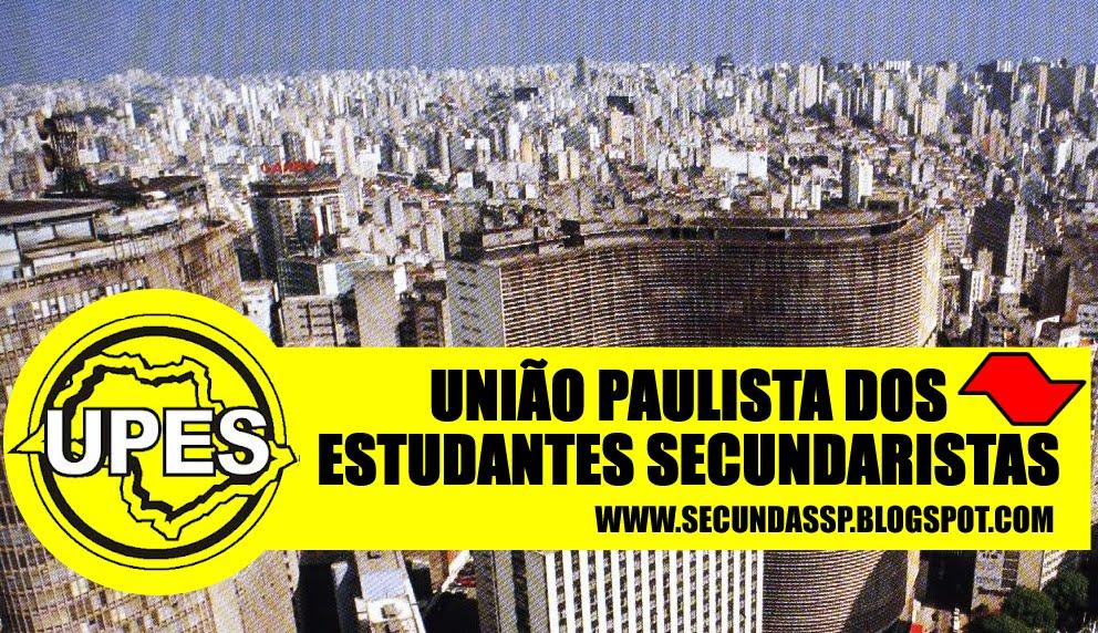 UPES - União Paulista dos Estudantes Secundaristas