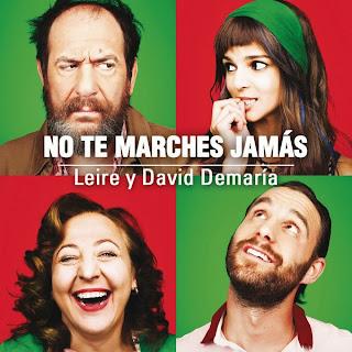 Leire Martinez Ochoa & David DeMaría - No Te Marches Jamás