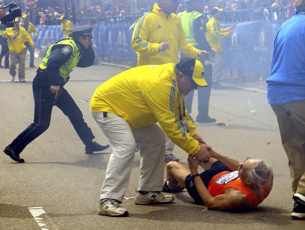 Image result for running towards danger