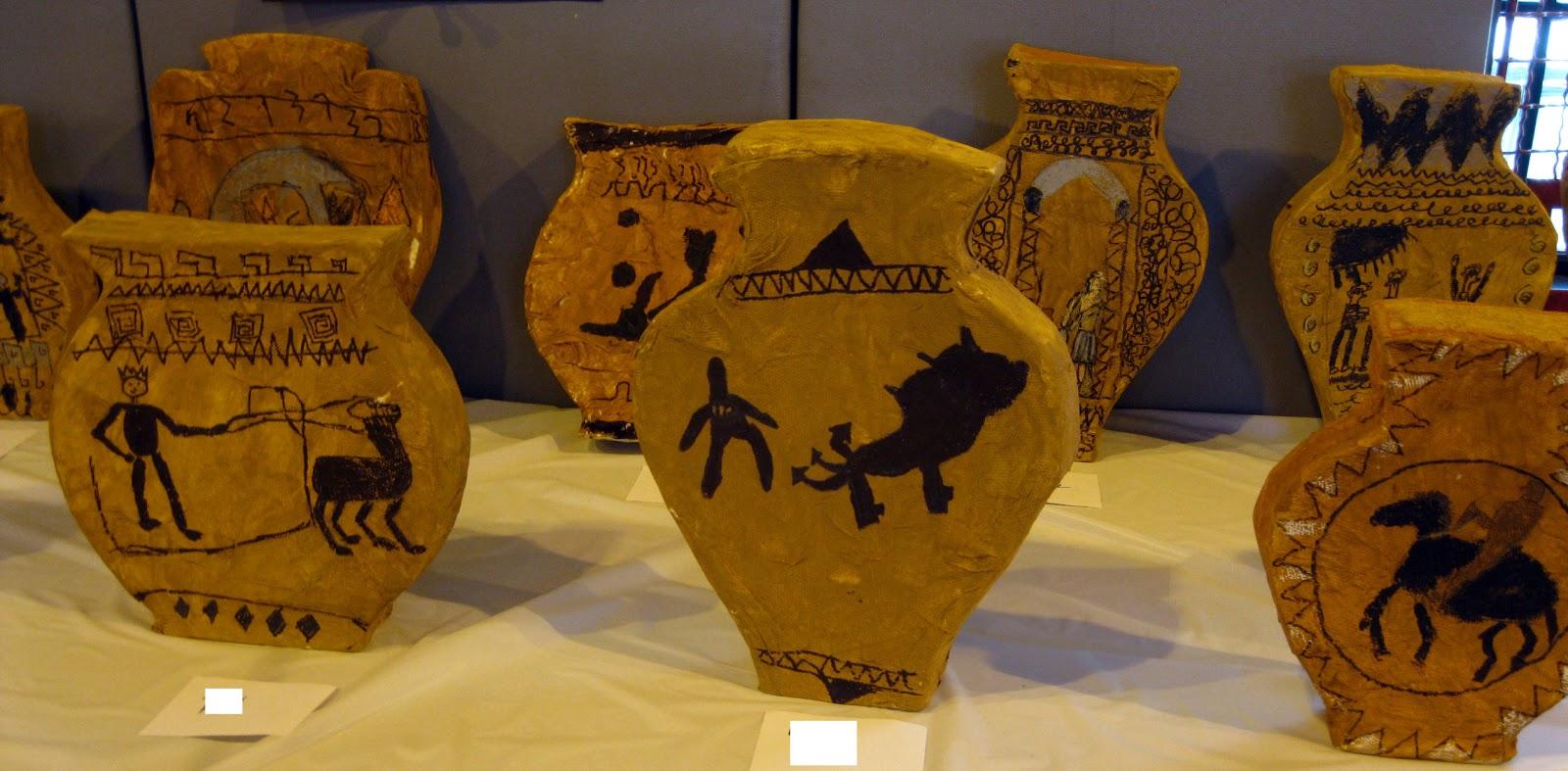 Smartcookie 3d greek vases friday february 22 2013 reviewsmspy