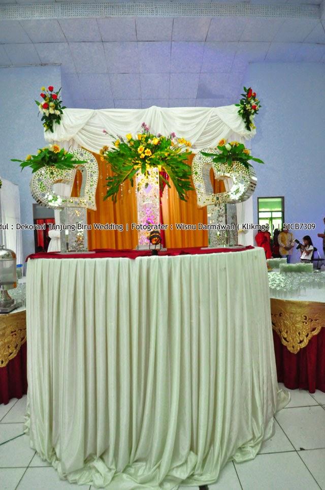 Judul : Dekorasi Tunjung Biru Wedding | Fotografer : Wisnu Darmawan ( Klikmg3 )