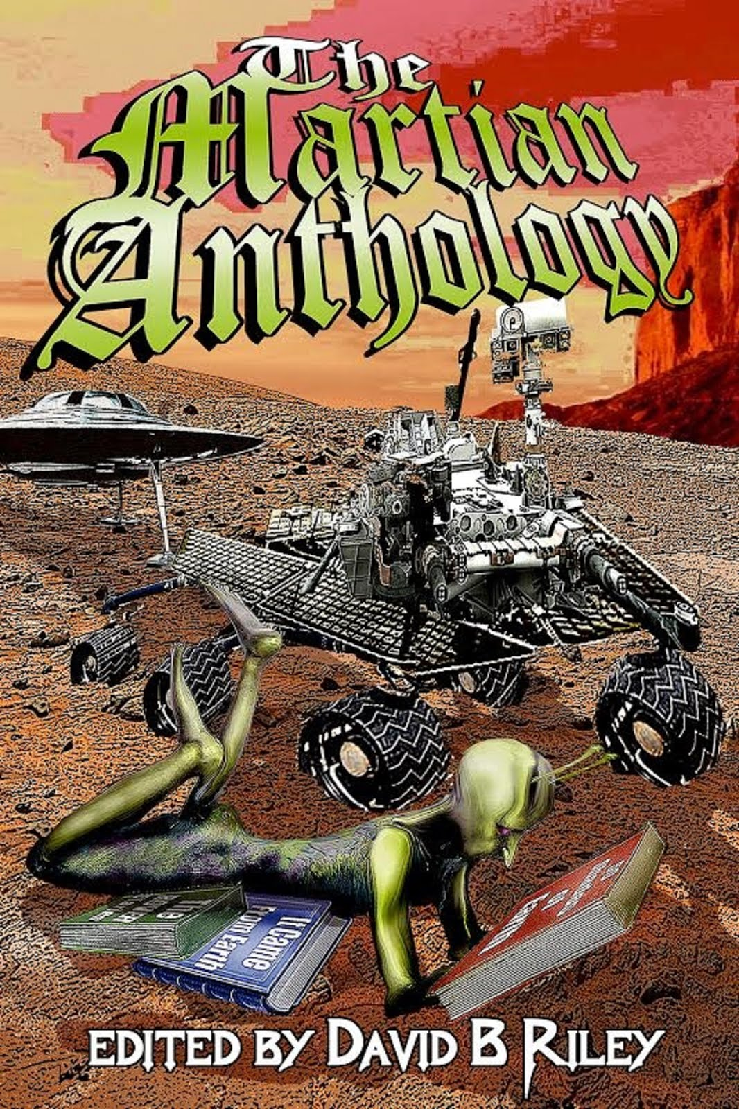The Martian Anthology