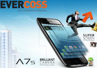 Evercoss A7S 1