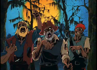 Scooby Zombies Stories