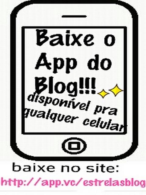 Aplicativo do blog