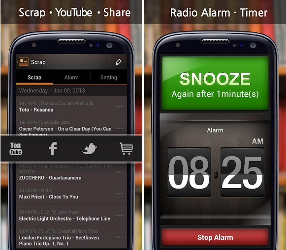 full RadiON APK 3.1.4 Version