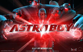 #21 Astro Boy Wallpaper