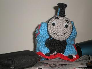 Free Crochet Hat Pattern For Thomas The Train : 2000 Free Amigurumi Patterns: Thomas the Tank Engine
