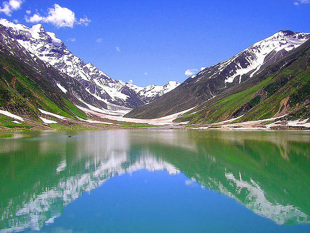 beautiful places in the world Lake Saif ul Malook