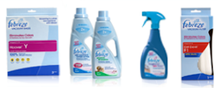 free Febreze Coupon Book