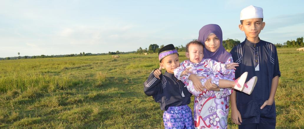 Kisah Anak-anakku
