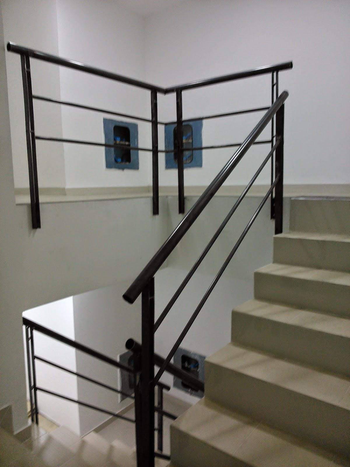 Indumetalicas martinez y palau escaleras y barandas - Barandas de hierro modernas ...