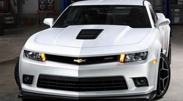 auto Chevrolet Camaro 2014