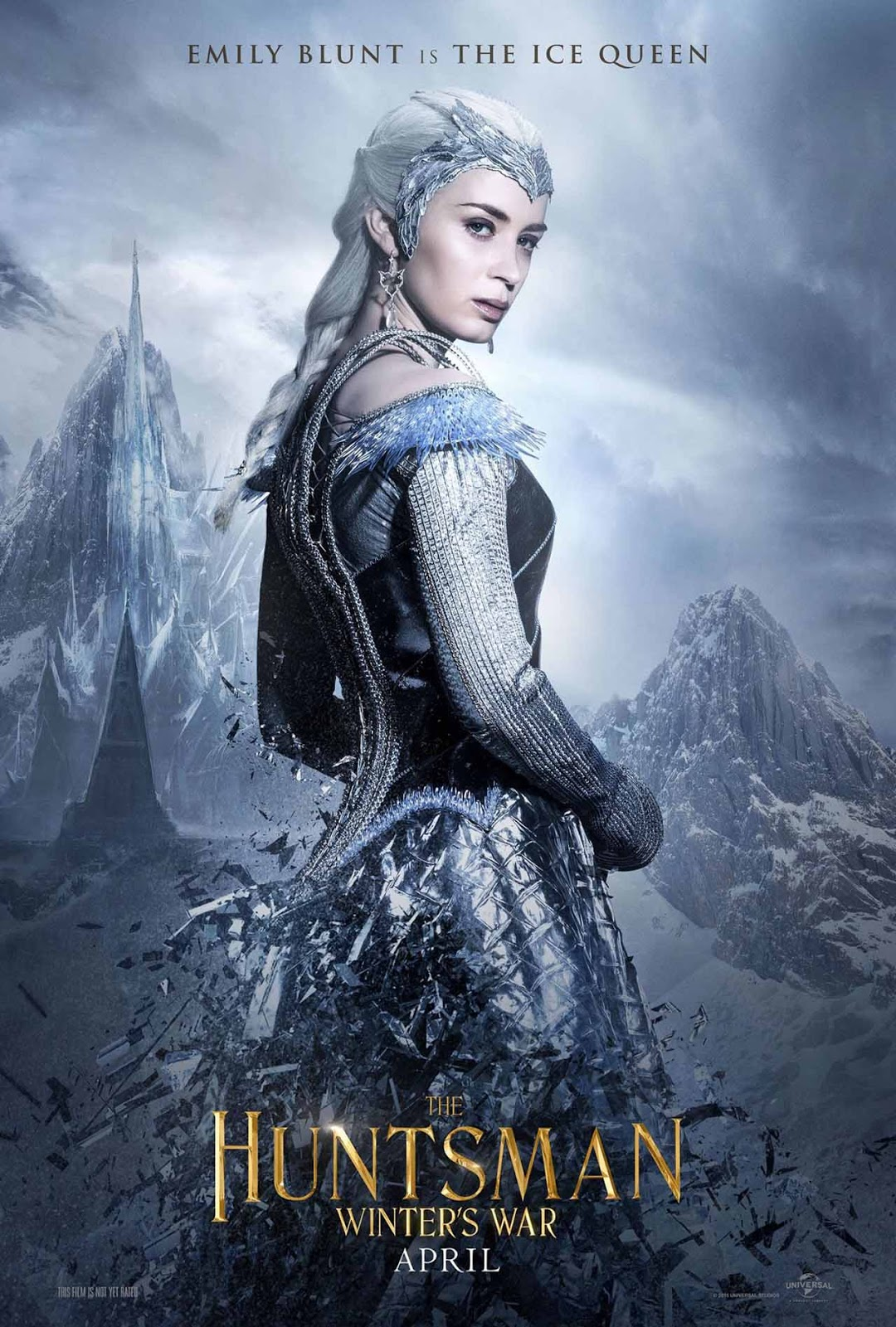 Nonton The Huntsman: Winter's War (2016)