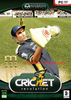 Direct Download Cricket Revolution 2012 Full PC Game
