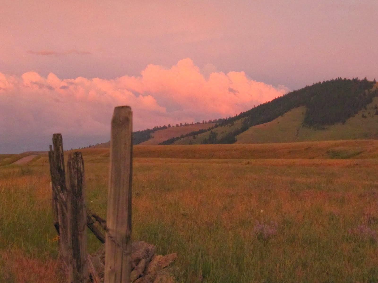 Montana Dusk