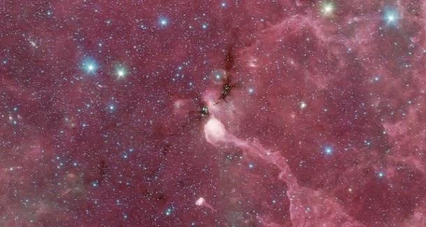 Veja a Via Láctea numa impressionante vista de 360 graus