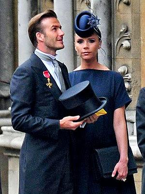 Baby In Hollywood Victoria Amp David No Casamento Real