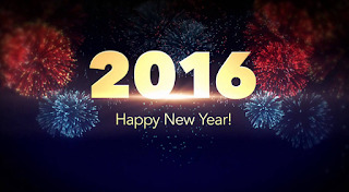 Happy New Year 2016 Quotes Wallpaper