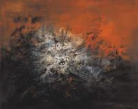 Картина Чжао Уцзи 14.12.59