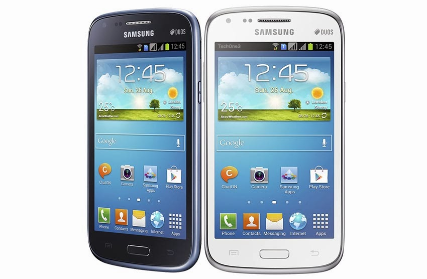 Spesifikasi Samsung Galaxy Star Pro