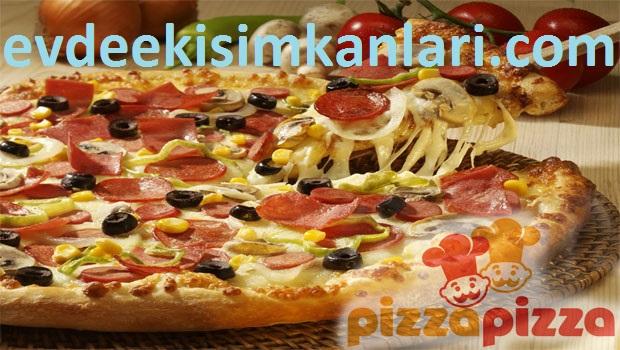 Pizza Pizza Bayilik Şartları