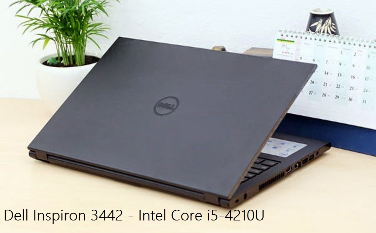 Laptop Dell Inspiron 3442 Dell Inspiron 3442 I5-4210u