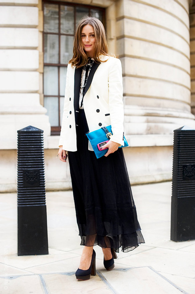 essential black maxi skirt south molton st style
