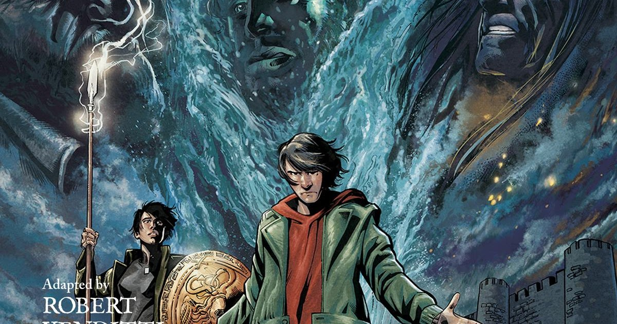 Percy Jackson Fans Unite!: The Titan's Curse: Graphic Novel!