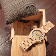 JORD Wood Watch Coupon Giveaway