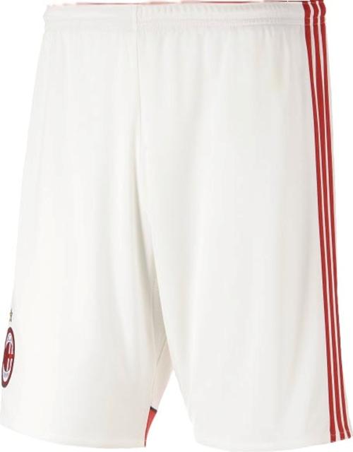 Ac Milan Home 14-15 Kit Shorts