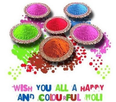 Free Holi 2011 Wallpapers