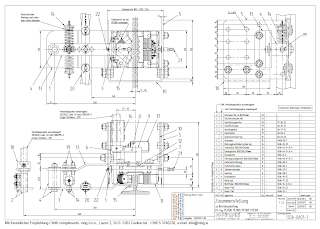 Bremsfangvorrichtung PC 13 DA