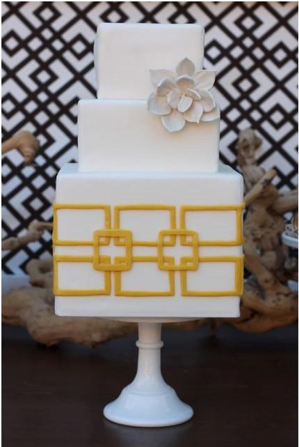 Una torta de celebración....o cómo acabar con mi paciencia