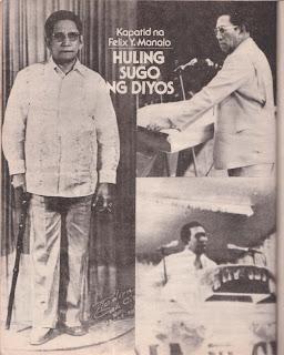 Ang Sugo ng Diyos sa mga Huling Araw - Part 1
