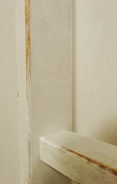 Vintage-Leiter selbstgebaut