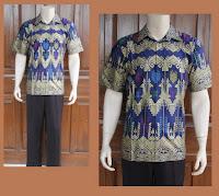 Kemeja Baju Batik Pria BP5746
