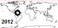 minimapa de la ubicacion geografica de TRINIDAD Y TOBAGO