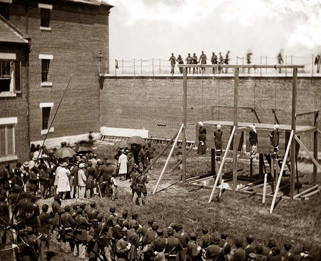 Ejecución asesinos Lincoln