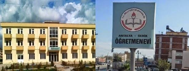 Antalya Serik Öğretmenevi