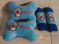 Bantal doraemon 2 in 1