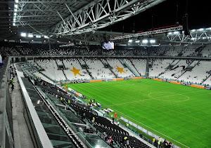 Juventus Stadium for 2014!