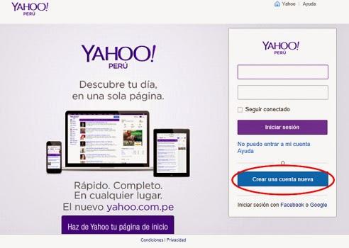 yahoo com correo espanol: