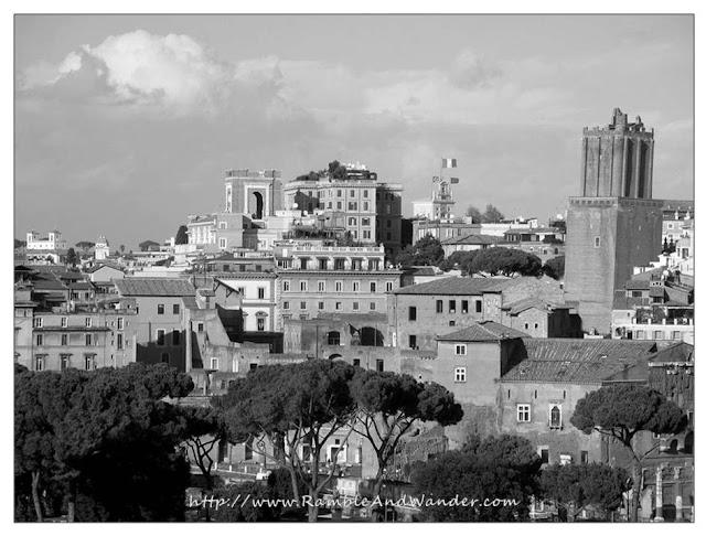Palatine Hill & Roman Forum, Rome, Italy