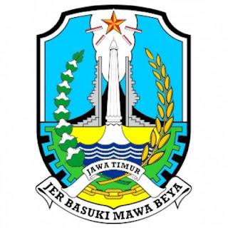 Logo Lambang Propinsi Jawa Timur jer Basuki Mawa Beya