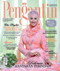 IZbridal&beauty Dalam Majalah Pengantin Edisi April 2011