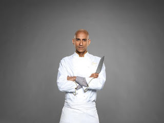Jehangir Mehta Eliminated Next Iron Chef